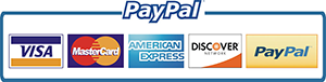Securely use your credit card with Paypal